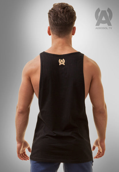Basic low side tank black