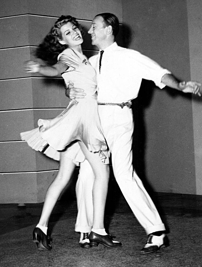 Rita Hayworth ja Fred Astaire