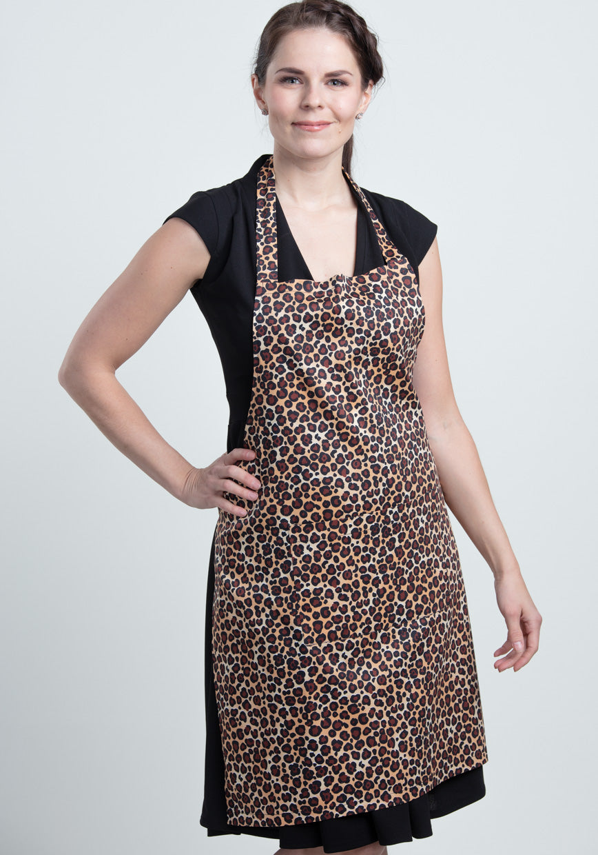 Leopard Esiliina-Lady Vintage-Miss Windy Shop