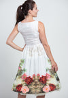 Summer Loving Off White Juhlamekko-Hearts & Roses London-Miss Windy Shop