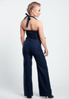 Bella Navy Jumpsuit-Collectif-Miss Windy Shop