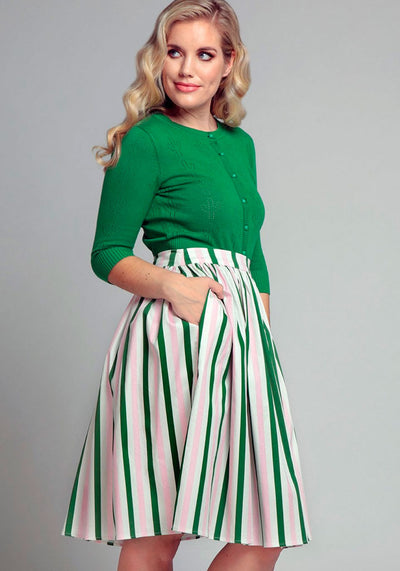 Jasmine Strawberry Stripes Kellohame-Collectif-Miss Windy Shop