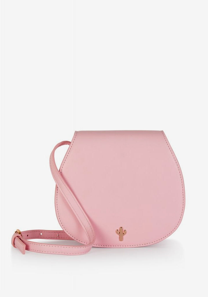 Jo-Jo Pink Crossbody Käsilaukku-Collectif-Miss Windy Shop