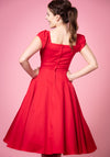 Dolores Doll Red Kellomekko-Collectif-Miss Windy Shop