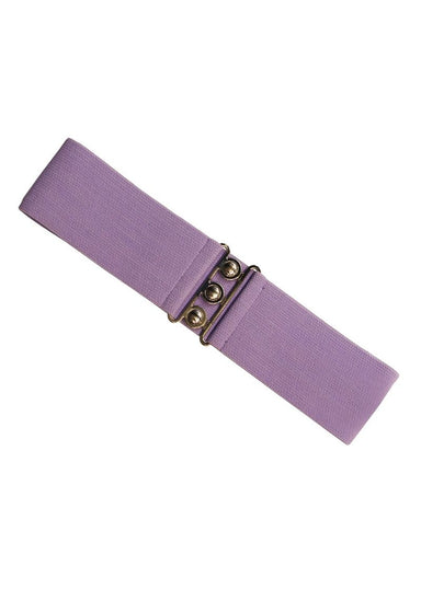 Retro Belt Lavender Vyö