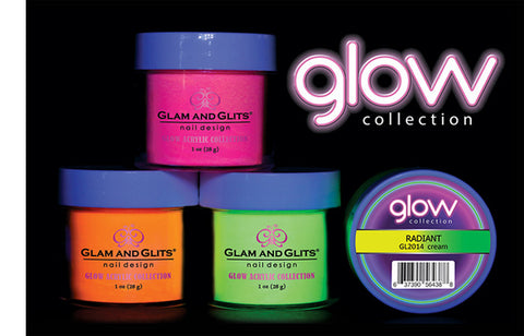 Glam and glits Glow acrylique