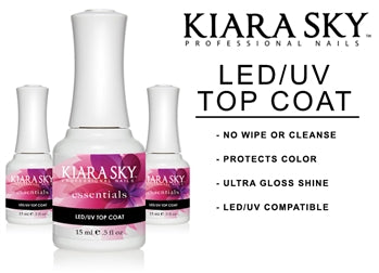 Top coat No wipe Kiara sky