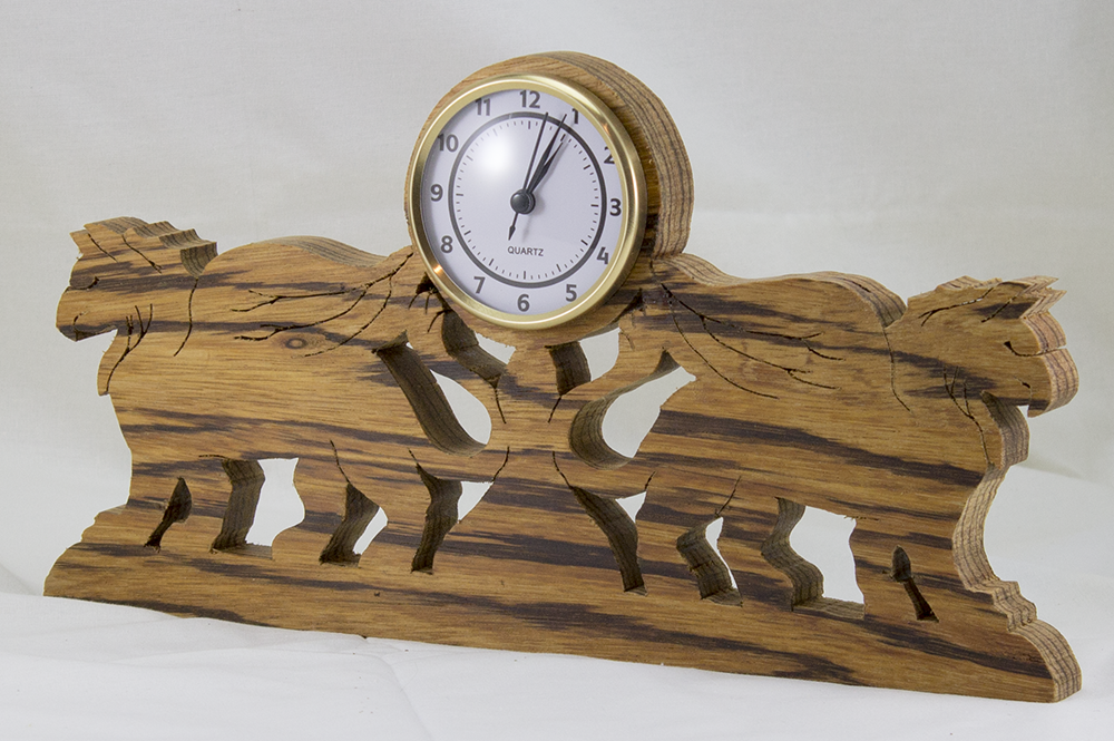 Griffin Desk Clock