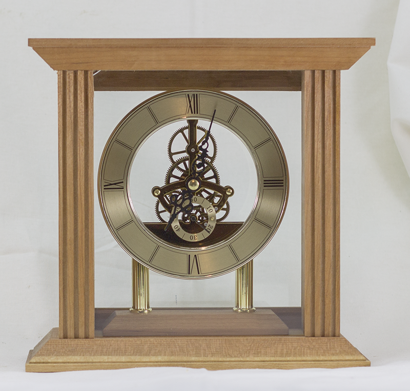 Heirloom Mantel Clock - Slight Damage
