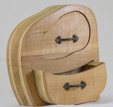 Bandsaw Box - Two Drawer - Strong