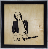 Scroll Art - Tom Petty