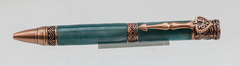 Wild Card Antique Copper Twist Pen