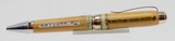 Music Lovers Pen - Big Ben 24kt Gold and Chrome