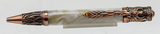 Phoenix Rising Antique Copper Twist Pen