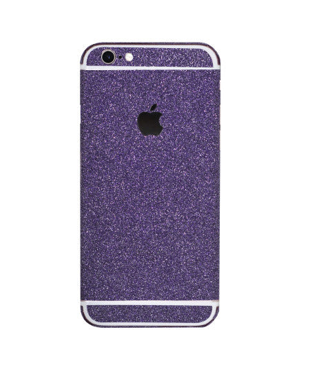 Purple Glitter Skin - Iphone 6/6s