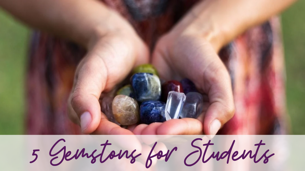 The Best Healing Crystals & Gemstones for Students