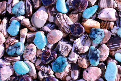 Health and Wellness Stones