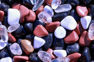 Tumbled Gemstones for Health & Wellbeing
