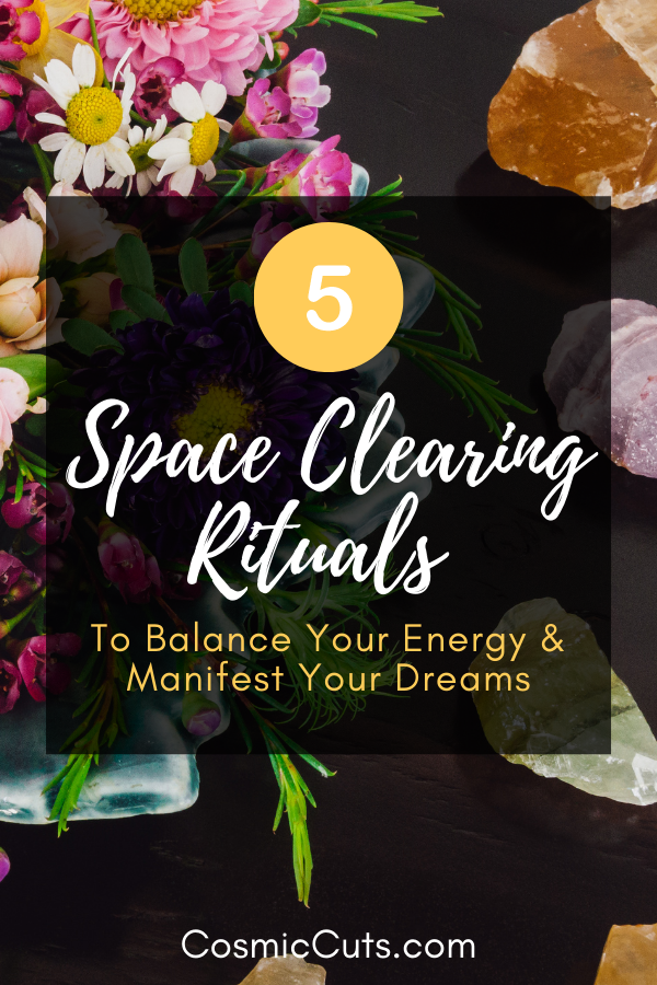 Space Clearing Rituals