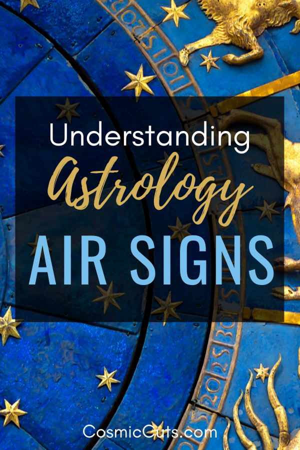 Astrology Air Signs #3