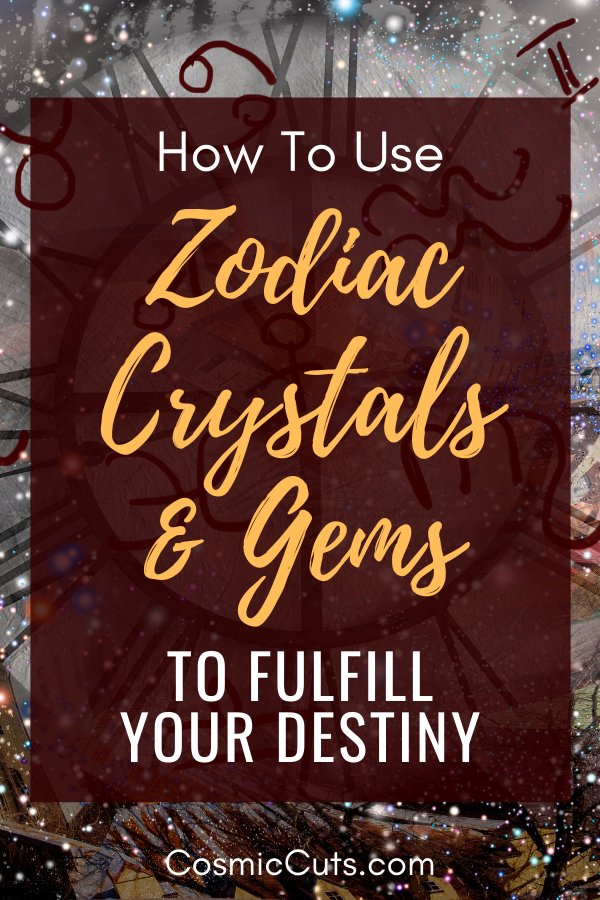 Astrology Crystals and Gems
