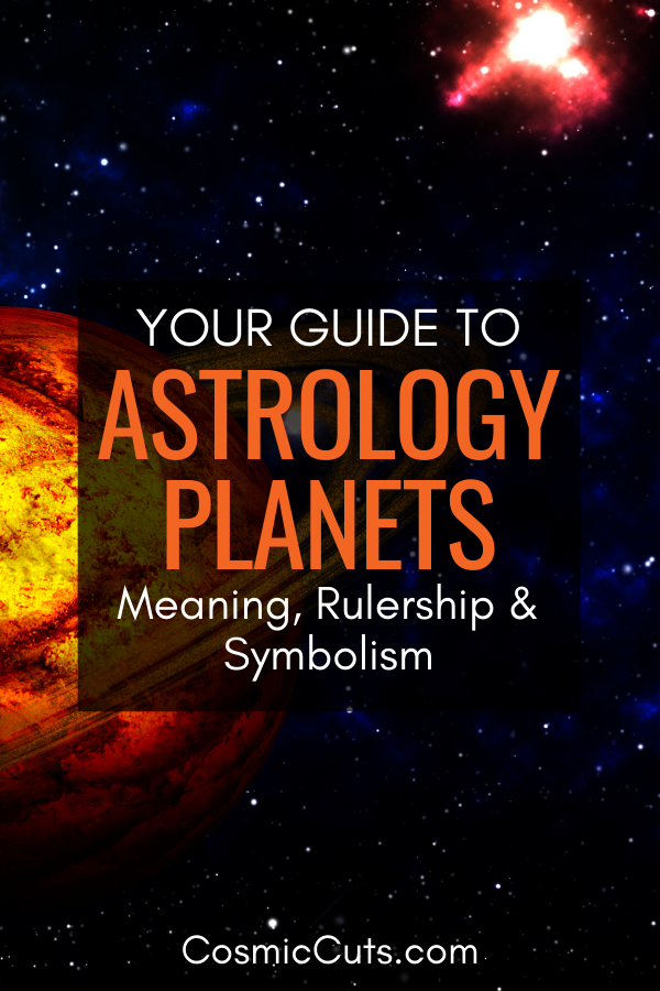 Astrology Planets Meaning