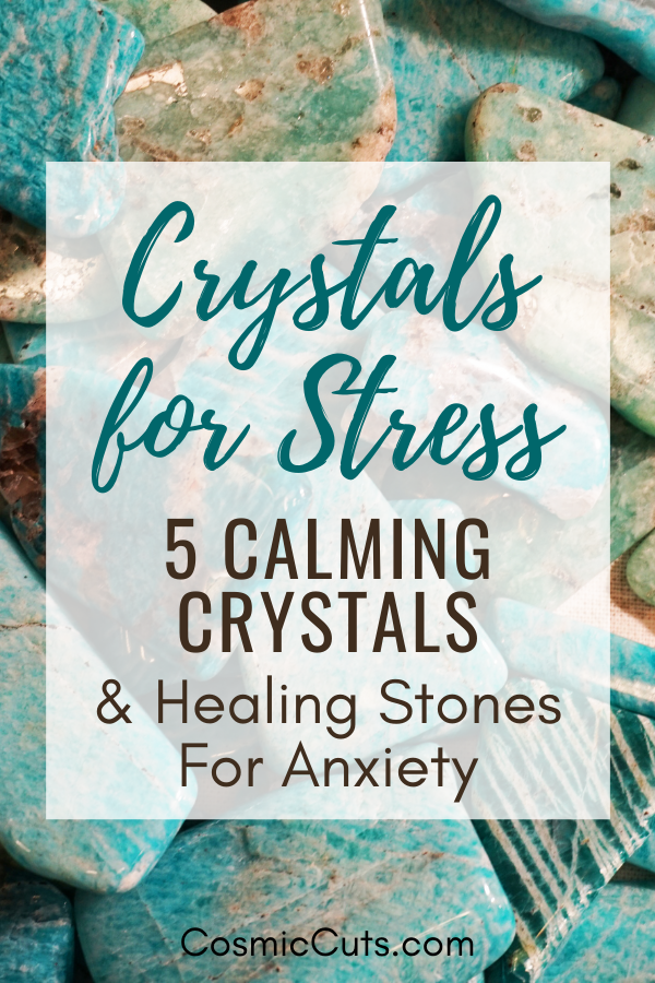 Calming Crystals for Stress