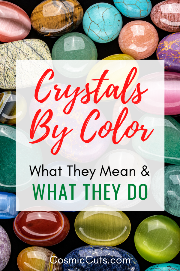 Crystal Color Meaning