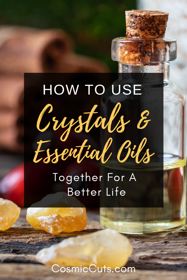 Crystals and Essential Oils