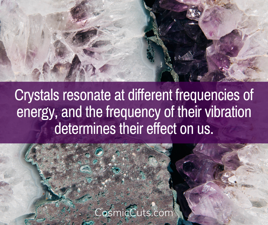 Crystals and Frequency