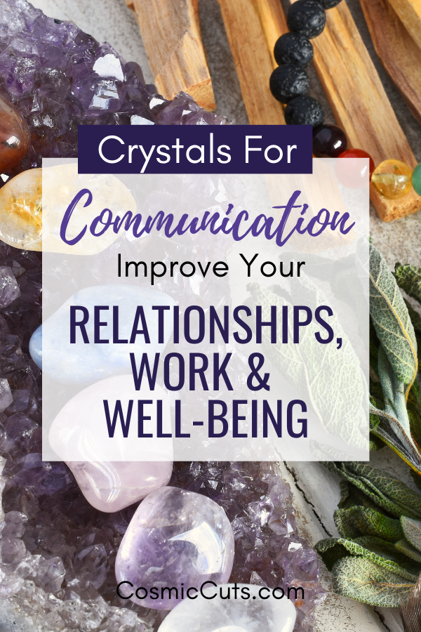 Crystals for Communication
