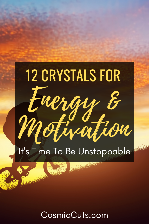 Crystals for Energy and Motivation