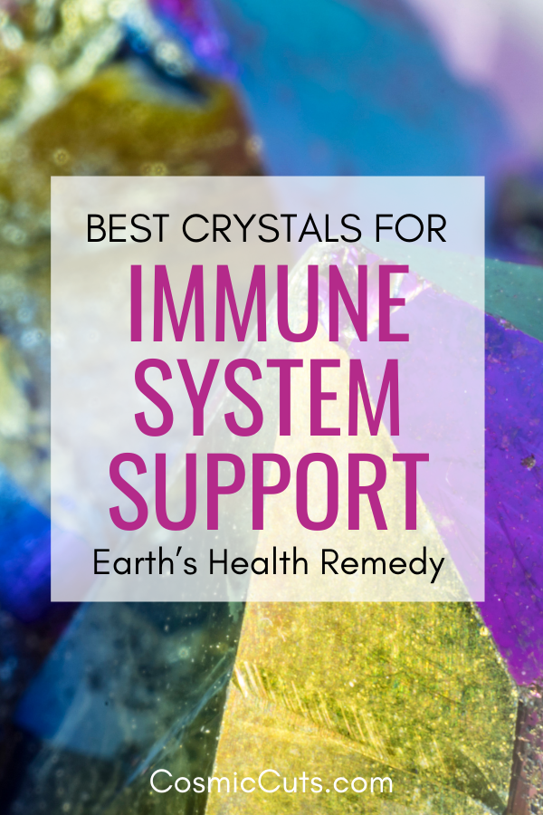 Crystals for Immune System Support