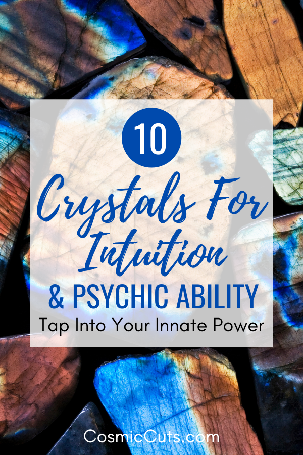 Crystals for Intuition