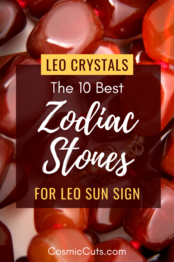 Crystals for Leo