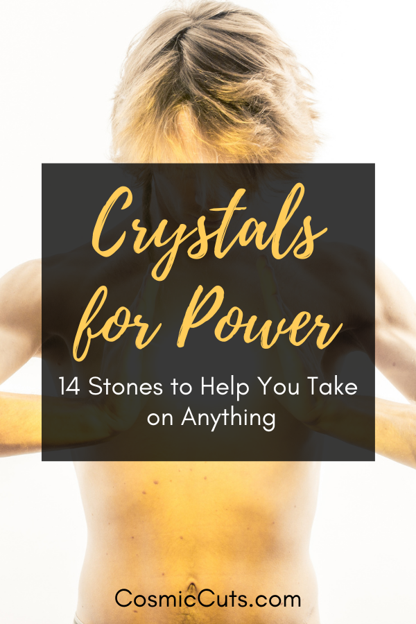 Crystals for Power