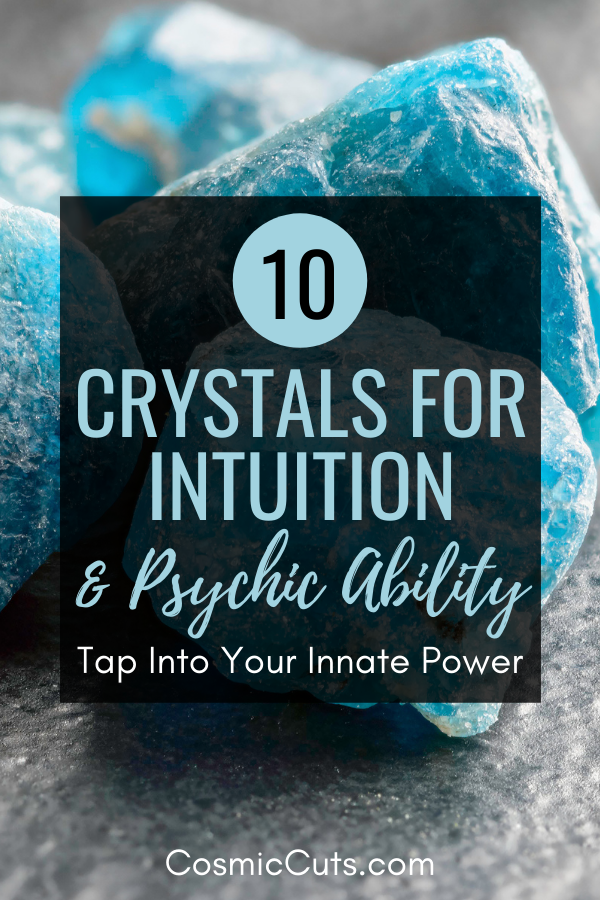 Crystals for Psychic Ability