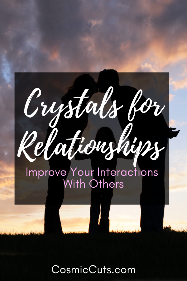 Crystals for Relationships