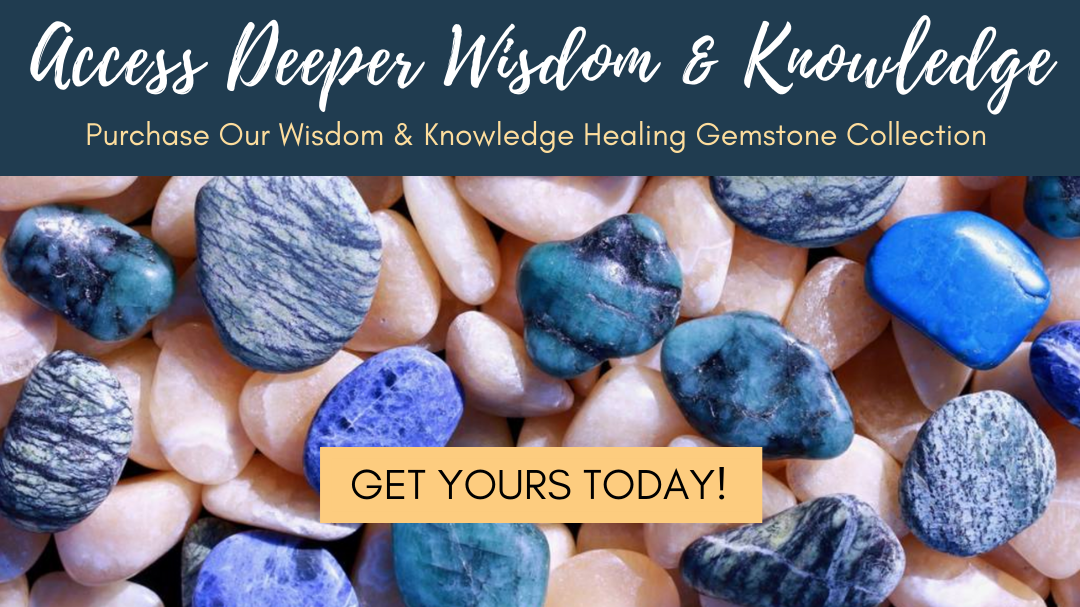 Crystals for Wisdom and Knowledge
