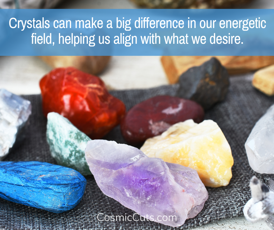 Crystals for attracting money