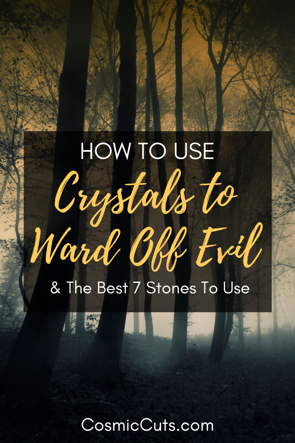 Crystals to Ward Off Evil