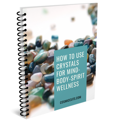How to Use Crystals for Mind Body Spirit Wellness Ebook