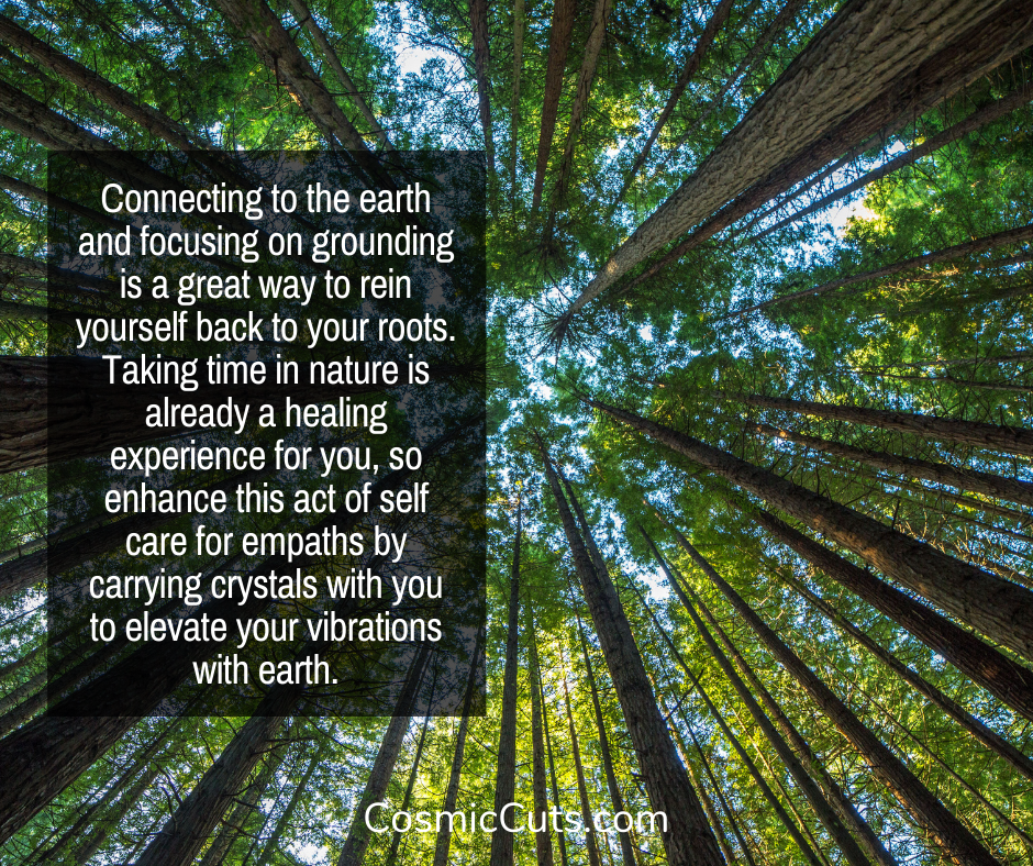 Empaths and Nature