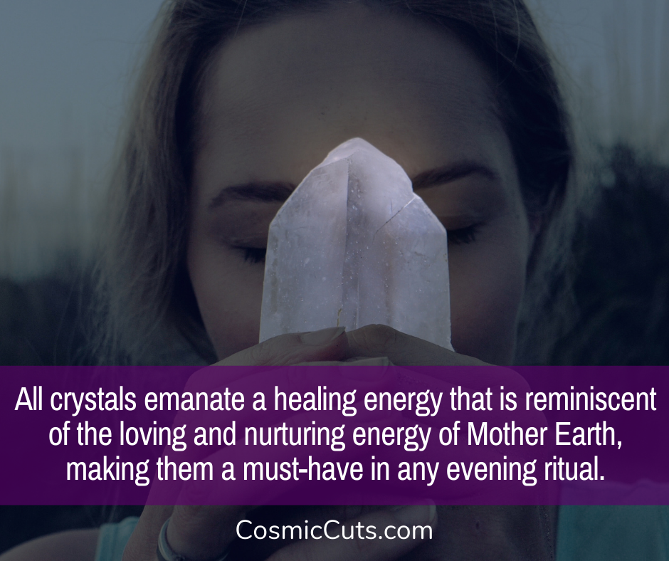 Evening Rituals With Crystals