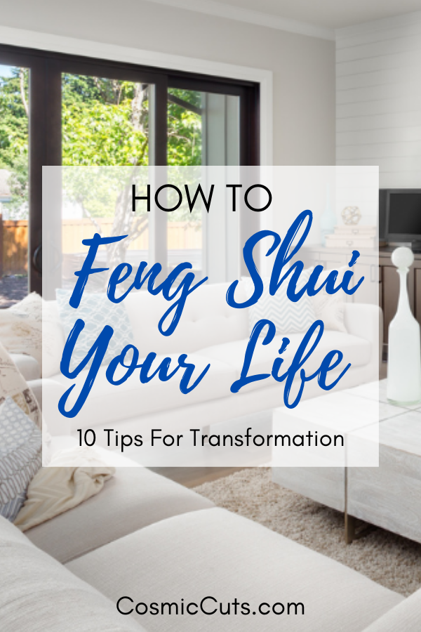 Feng Shui for Life Transformation