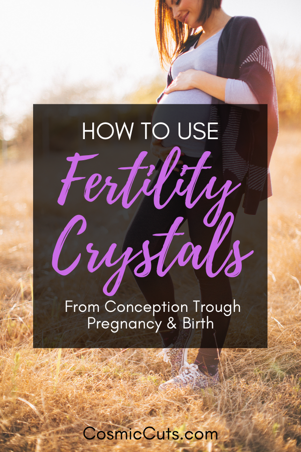 Fertility Crystals - How to Use Them