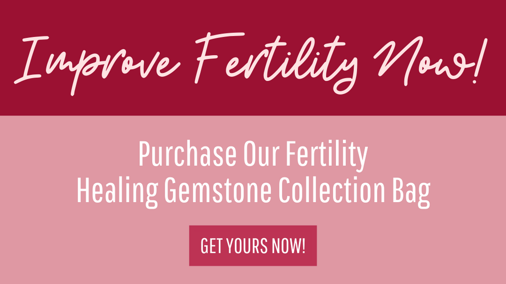 Fertility Healing Gemstone Collection