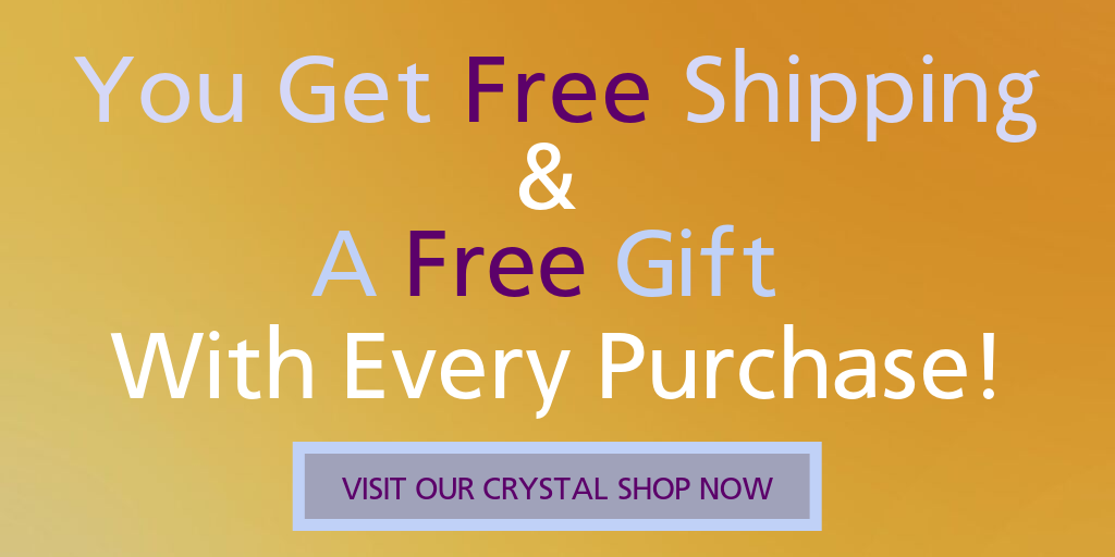 free shipping crystals