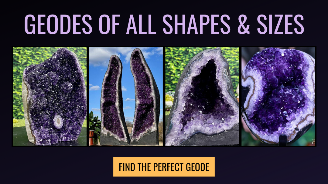 Geodes of All Sizes