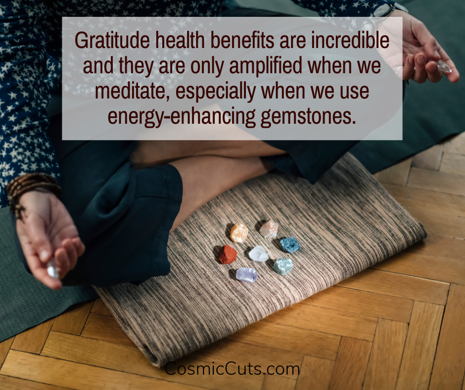 Gratitude Health Benefits